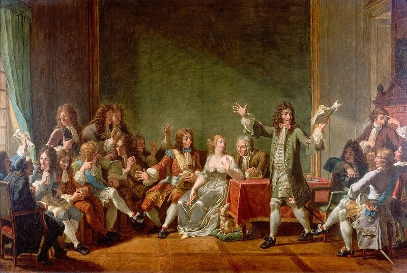 the renaissance and moliere Moliere, whose real name was jean baptiste poquelin, composed 12 of the most durable and penetratingly satirical full-length comedies of all time, some in rhyming verse, some in prose, as well as.