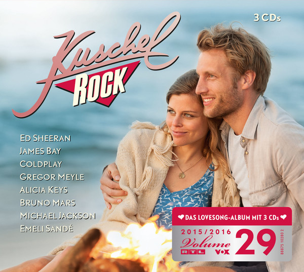 KuschelRock - Various Artists - 29 (2016)