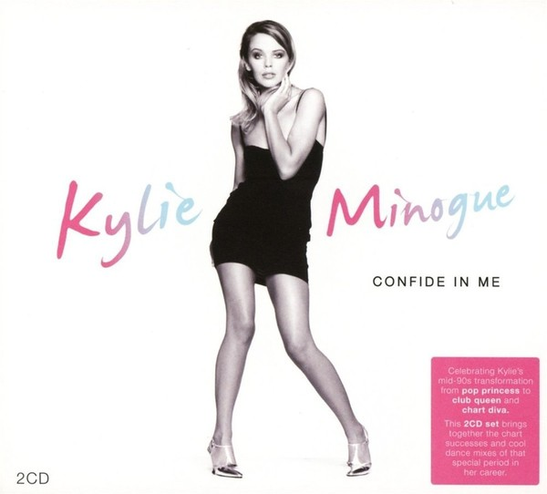 Kylie Minogue - Confide In Me [2CD] (2016)