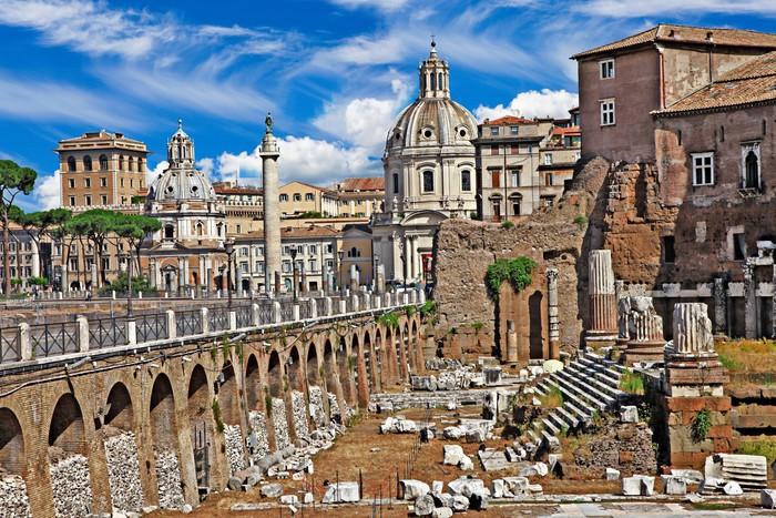 Древний Рим. Непреходящие величие.