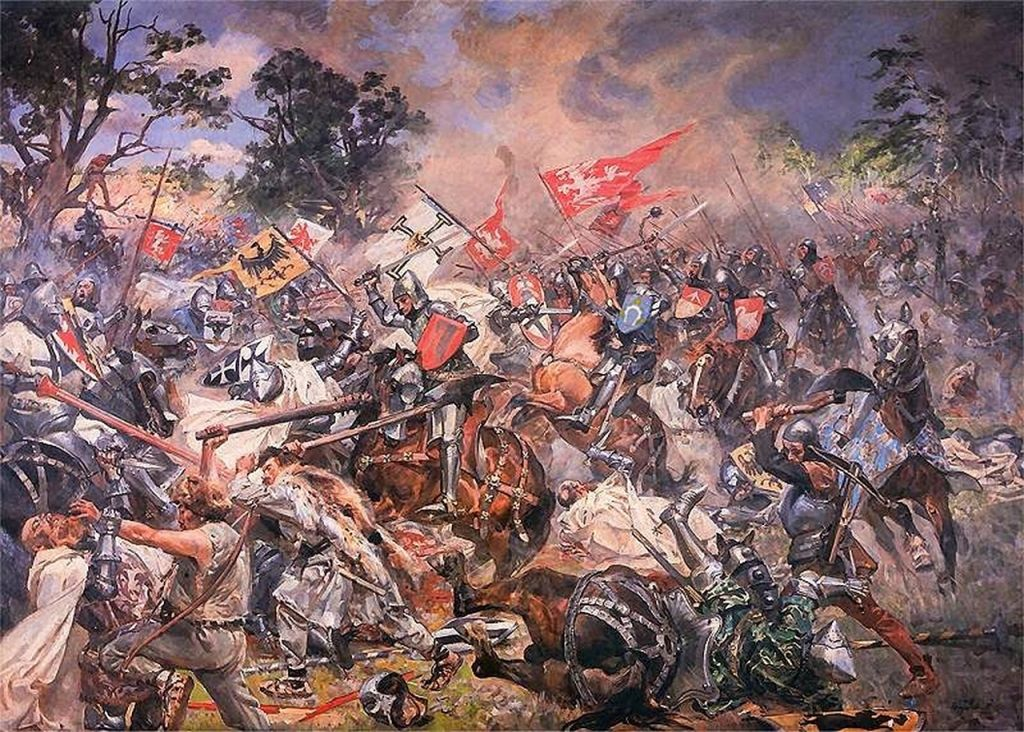 Когда Литовцы владели Русскими землями?
